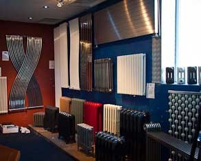 Designer Radiator Showroom - More DQ and other cast iron radiators