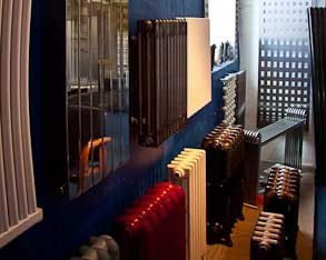 Designer Radiator Showroom - DQ and a few others